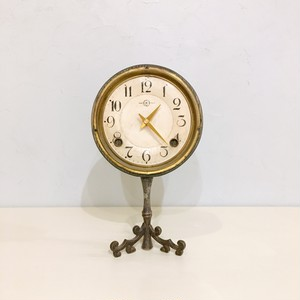 アンティーク文字盤置き時計/CL-02