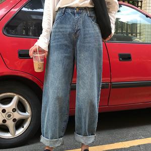 【お取り寄せ商品】デニムワイドパンツ 7383