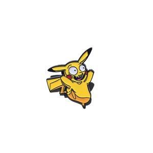 """PINPATCHINC""""Pikachu x Morty """"MortyChu"""""""