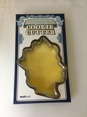 英国 クイーン クッキーカッター(型)