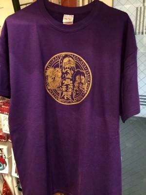 大怪展Tシャツ 紫