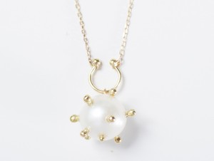 Pearl Dots Necklace