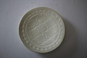 マルヤマウエア|三島平皿5寸B