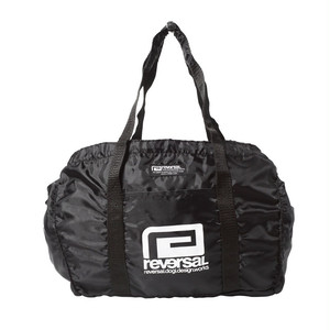 "reversal / リバーサル | "" BIG MARK SHOPPING CARGO BAG "" - Black"