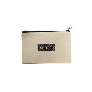 scar /////// BLACK BOX TOOL POUCH (Small) (Natural)