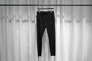 20ssご予約商品 ASKYY / NAPOLEON TROUSERS / BLK