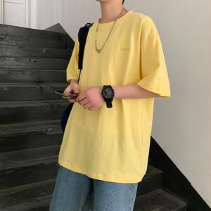 ワンポイントロゴTシャツ BL6250