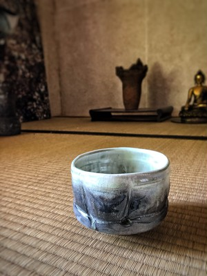 no.12 光生伊賀茶盌 Tea bowl Iga ware