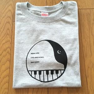 【M グレー】15周年記念 best scenes Tシャツ