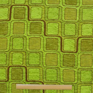 織柄カーテン(横116×縦165)