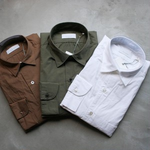 Phlannel フランネル /  Anonymous Shirt (アノニマスシャツ)