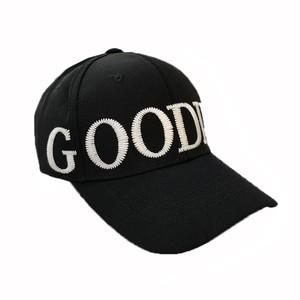 GOODINGボールキャップ(Black,White) 2800