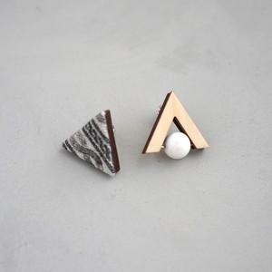 pierced earrings C-P07/earrings C-E07<gold>