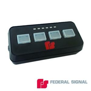 【詳細ASK】Federal Signal フェデラルシグナル ライトバーコントローラー