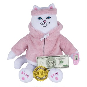 RIPNDIP - Killa Nerm Plush Doll (White)