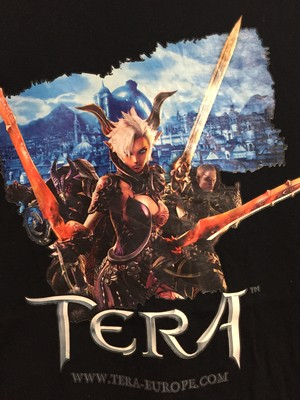 early2010's TERA online game T's