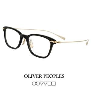 日本製 オリバーピープルズ メガネ COLLINA bk OLIVER PEOPLES collina ウェリントン 型 眼鏡 メンズ レディース 黒縁 フレーム