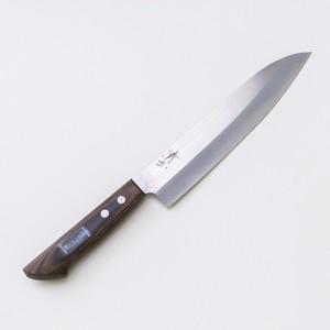【ハイス鋼包丁】牛刀型(大) 215mm
