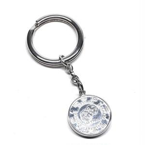 BVLGARI Vintage Las Vegas Key Ring