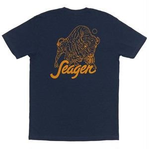 SEAGER #Grunt Tee