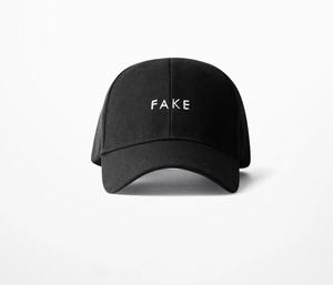 [待望]FAKEデザインキャップ