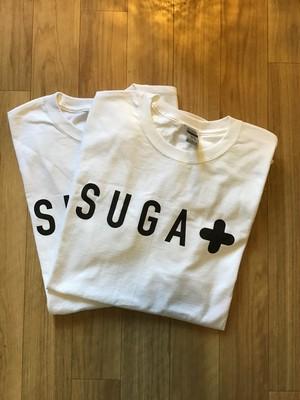 SUGA+Tシャツ