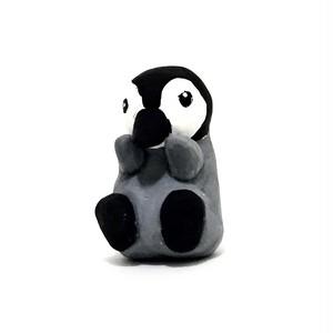 てづくりねんど あかちゃんペンギンさん