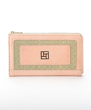 TATAMI- long wallet  焼印タイプ