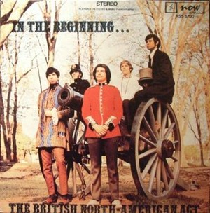 【LP】THE BRITISH NORTH-AMERICAN ACT/In The Beginning…