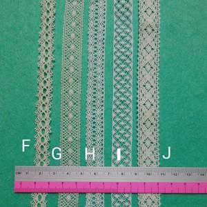 コットンレース F・G・H・I・J