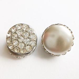 """Sarah Coventry"" Pearl Wardrobe earring[e-1186]"