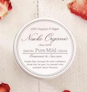 SAKURA Pure Mild CREAM 35ml
