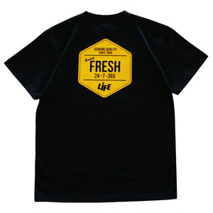 KEEP FRESH LOGO TEE / LIFEdsgn