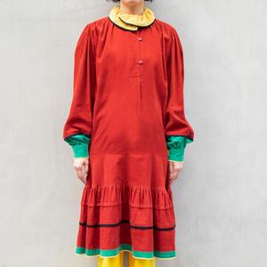 """Kenzo"" Corduroy Dress"