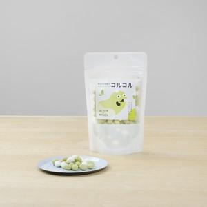 コルコル(富山の抹茶みるくの豆菓子)