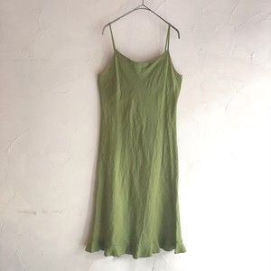 linen cami one piece