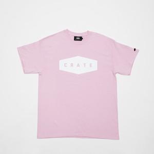 Crate Basic T-Shirt PastelPink