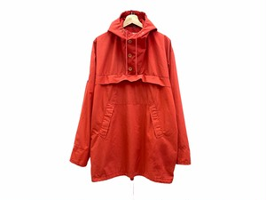 【USED】Anorak Pull Parka (red)