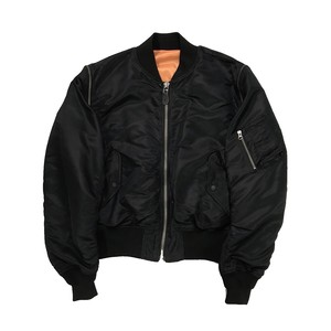 JOHN LAWRENCE SULLIVAN DETACHABLE BOMBER JACKET