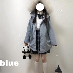【アウター】秋冬2019新作韓国系シンプルカジュアル売れ筋 厚い保温アウター