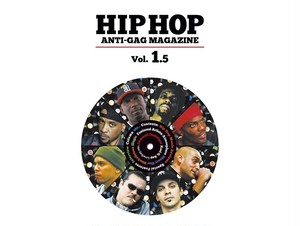 (Book)Genaktion 「Hip Hop Anti-GAG Magazine Vol. 1.5」