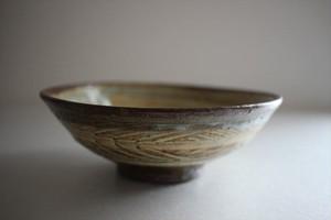 山田隆太郎|三島5.5寸平鉢 A
