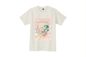 "BGM "" VEGAN CURRY"" Tシャツ 2021 SS"