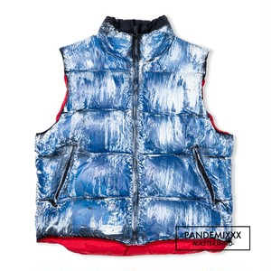 【NEW】Over Sized Down Vest