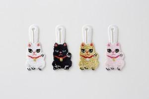 ボタンアクセサリー HAPPY CAT