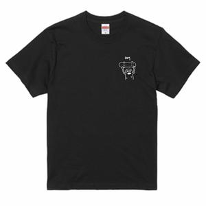 Skate Monster T-shirts (black)