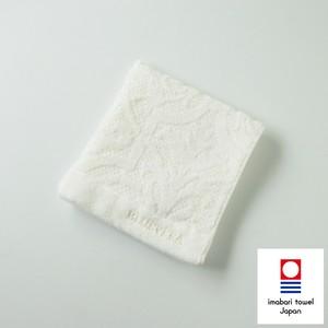 ブルーベラ シルクメッシュ ゲストタオル/オフホワイト