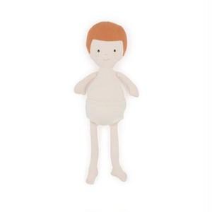 CHARLIE|男の子|オーガニックコットン 人形