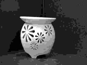 茶香炉 CH-109 「花柄模様④」  先着特典対商品