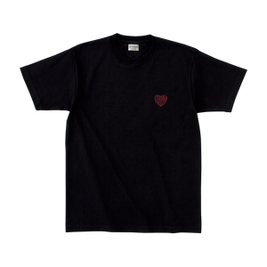 love will give me a better soul tee in black